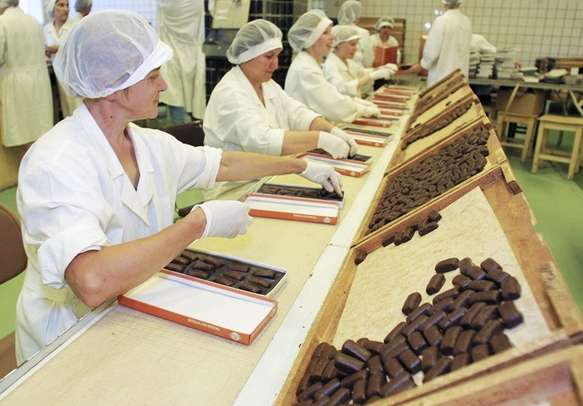 Visit the chocolate factory
