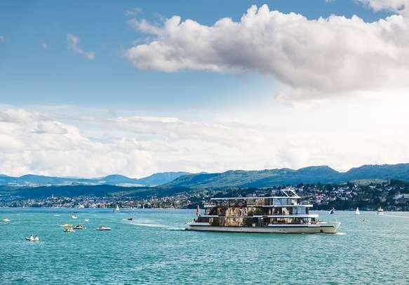 Zurich Lake cruise