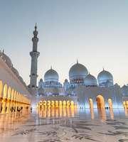 Splendid Abu Dhabi Honeymoon Package From India