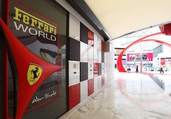 Ferrari World Abu Dhabi: Key Attraction