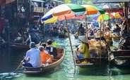Visit Floating Market