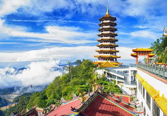 Soak in the beauty of Genting Highlands