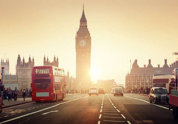 Witness the charm of the beautiful city of London