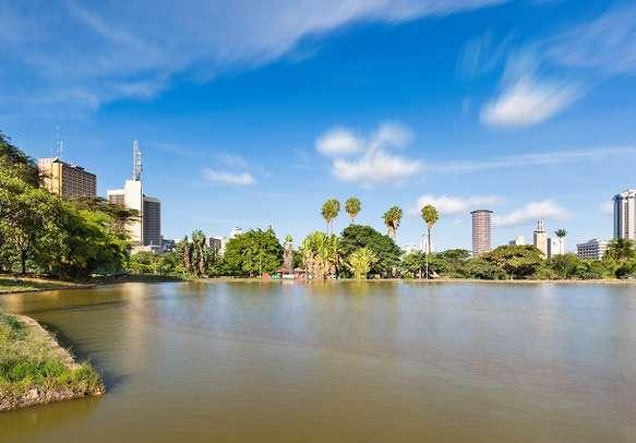 Visit the delightful city of Nairobi