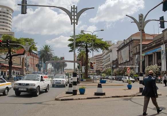 Feel the modern vibe of Nairobi