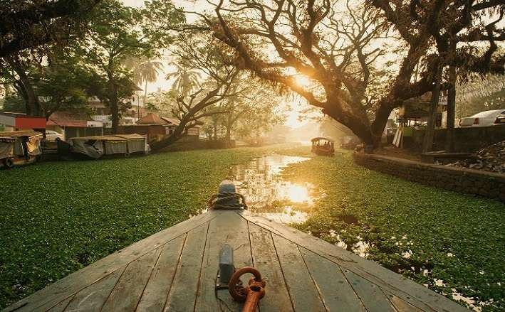 Breathtaking Kerala Couple Tour Package From Hyderabad