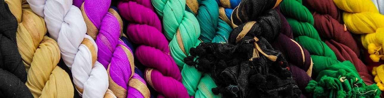 Silk Shopping in Mysore