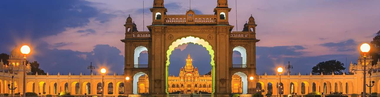 Mysore is ready to welcome