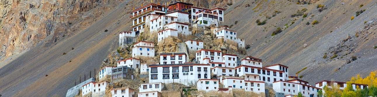 Key Monastery in Spiti