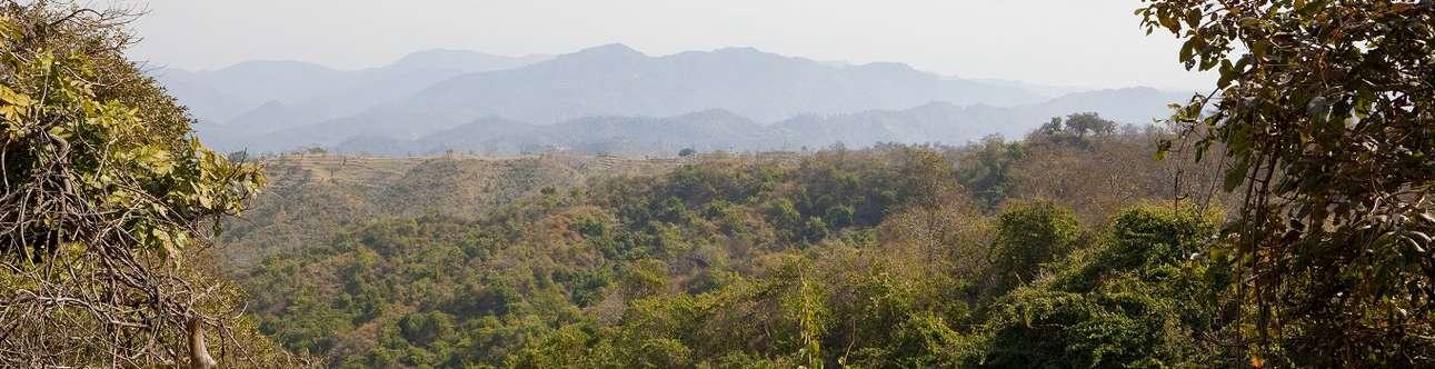Morni hill in Chandigarh