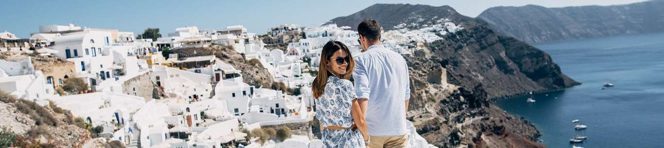azing honeymoon in Greece