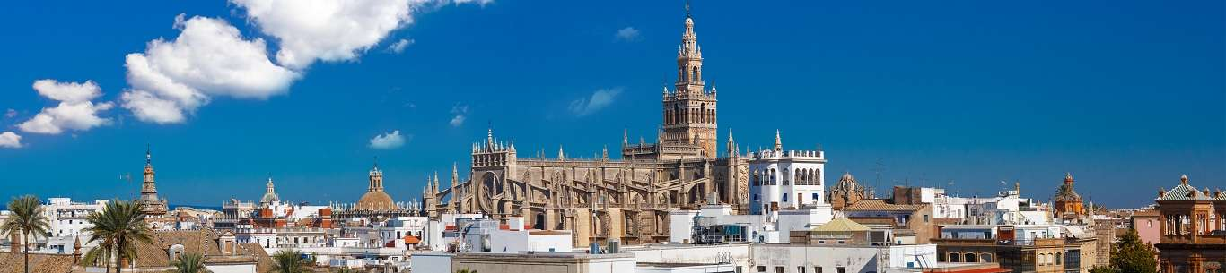 The beautiful views of Spain will leave you mesmerized