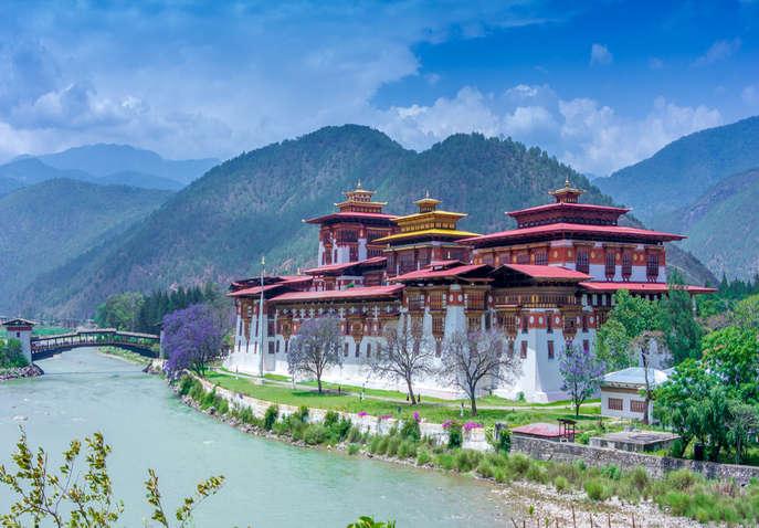 Beautiful Bhutan Tour Package From Chennai
