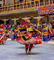 Enthralling Bhutan Tour Package From Hyderabad