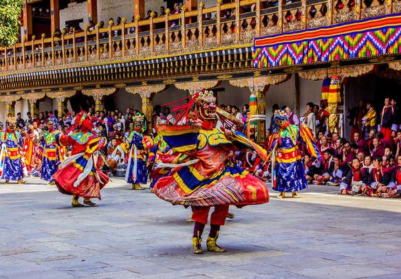 Religious culture of Bhutan