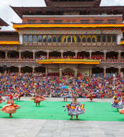 Relaxing Bhutan Tour Package From India