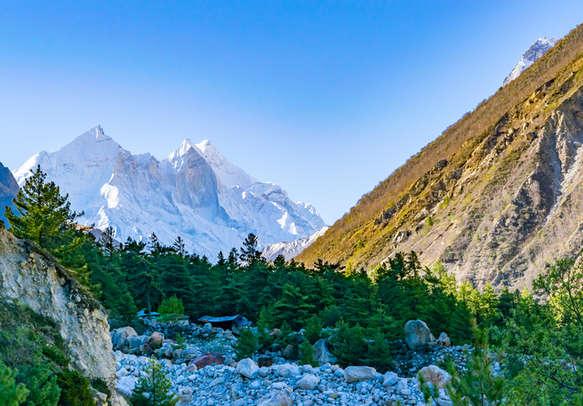 Enjoy scenic view here