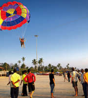 Goa Tour Package By Volvo Bus From Surat