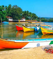 Goa Tour Package From Rajkot