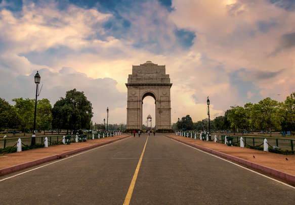 Welcome to Delhi