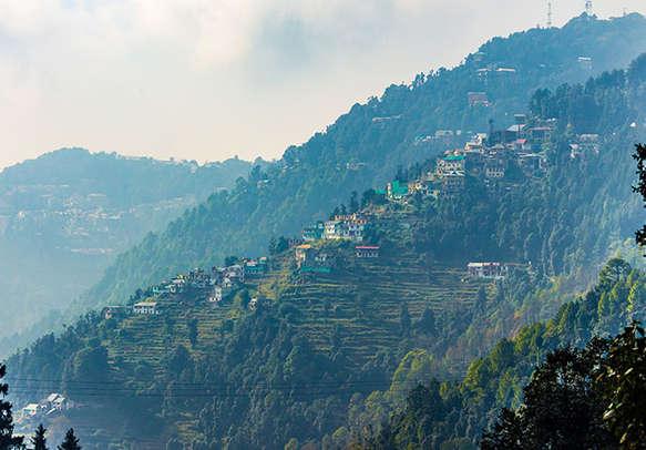 Beautiful snapshot of Himachal in India