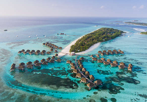 The mere sight of the beautiful landscape of Maldives is enough to leave you spellbound