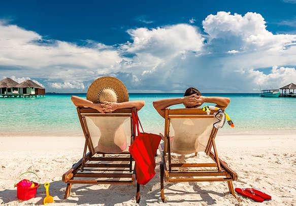 Enjoy a royal couple treatment at resorts