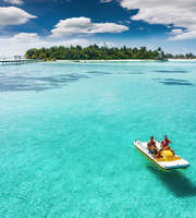 Riveting Maldives Honeymoon Package From Pune