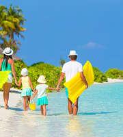 Ecstatic Maldives Honeymoon Tour Package