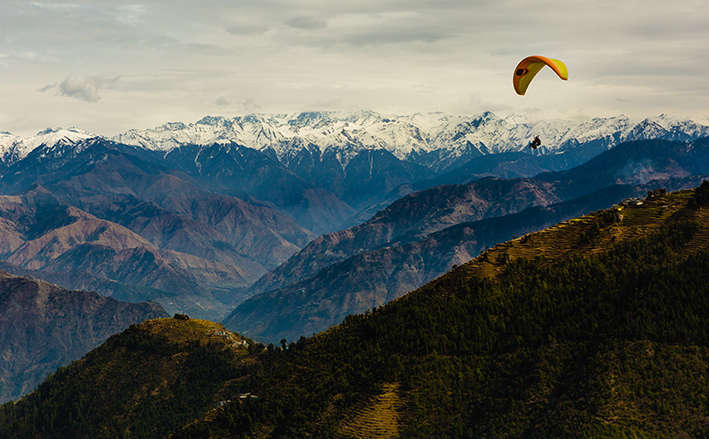 A Peaceful Dharamshala Tour Package