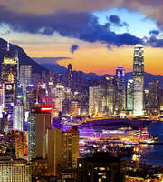Breathtaking Hong Kong Family Tour