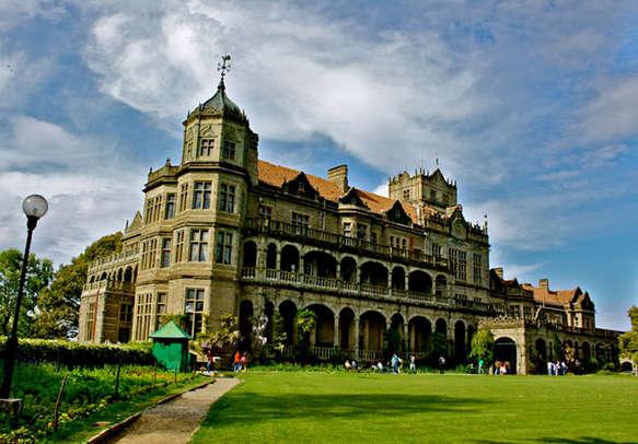 Colonial landmarks in Shimla