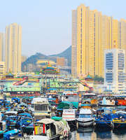 7 Days Tour Package To Hong Kong Macau With Airfare