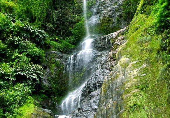 Admire the charm of Bhagsunag Temple and Falls