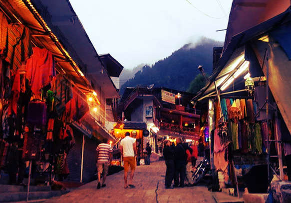 A laid-back Old Manali