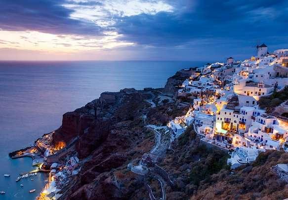 Have fun in Greece