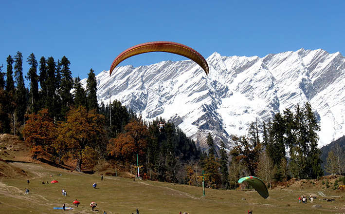 Picturesque Manali Honeymoon Package From Patna