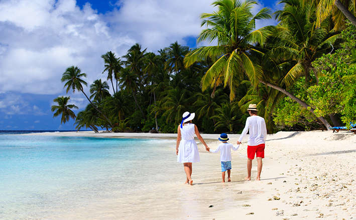 Exciting Maldives Family Tour Package
