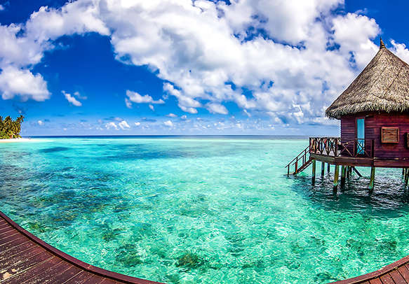 Maldives is a great place to enjoy your vacation