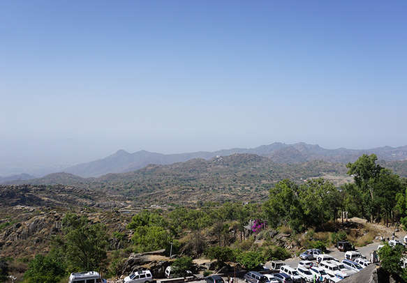 Spend time in the serene surroundings of Mount Abu