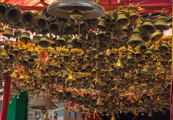 Seek blessings at Mankameshwar Temple