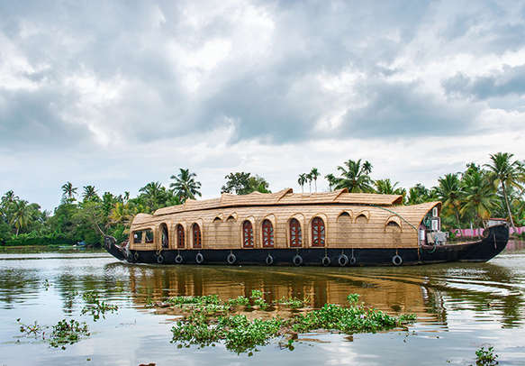 Have great fun in Alleppey