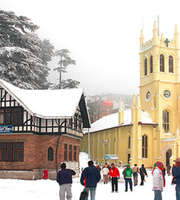 Kaleidoscopic Himachal Tour Packages From Kolkata