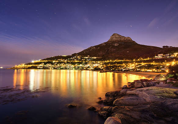 Visit Table Mountain famous for exciting hikes