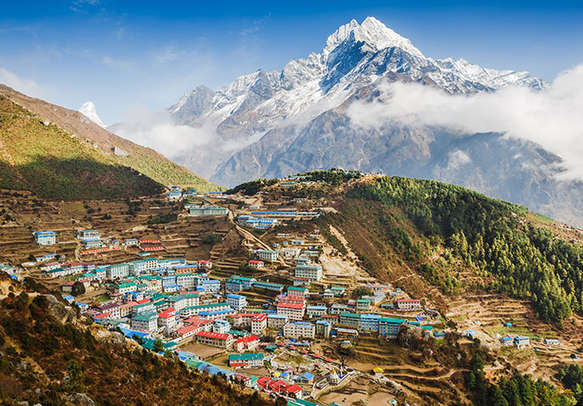 Feel at home in Nepal