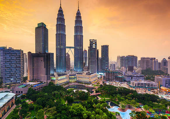 Soak in the unbounding beauty of Kuala Lumpur