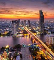 Splendid Bangkok Honeymoon Package From India