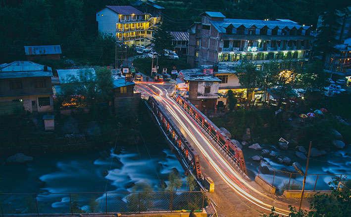 Adventurous Shimla Kullu Manali Tour Package From Bangalore