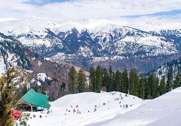 Explore the beauty of Shimla, the Himachal's capital city
