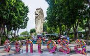 Visit Sentosa island in Singapore